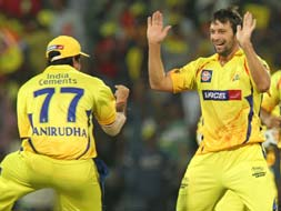 IPL 5: Dominant Chennai rout Delhi by 9 wickets