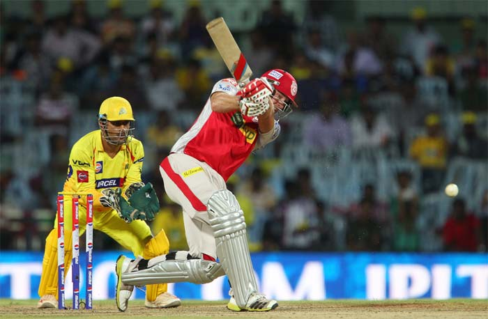 David Miller gave him company with 51 not out in a partnership worth 95. (Image credit BCCI)