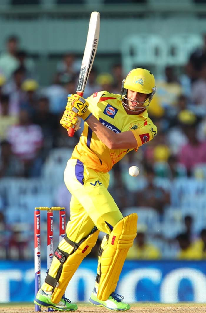 Albie Morkel supported him with a good 23 off 16. (Image credit BCCI)