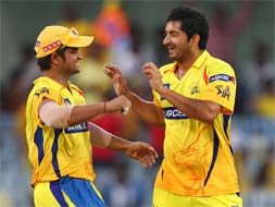 Photo : Chennai Super Kings beat Kings XI Punjab by 15 runs