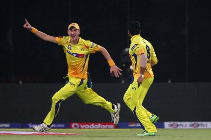 Mumbai's start was not what they wanted as Aditya Tare fell to Albie Morkel for 7 in the second over. (BCCI Image)