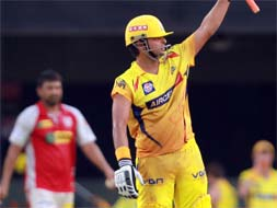 Photo : Suresh Raina's blistering knock