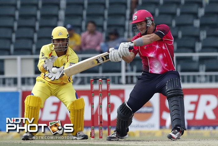 Shane Watson has been in prime form since the Pakistan series, he continued that in the World T20 and was looking to run away with the match even today with a 46 off 30 balls before being brilliantly run-out by Aussie mate Ben Hilfenhaus, albeit with an 'unseen' deflection from MS Dhoni.