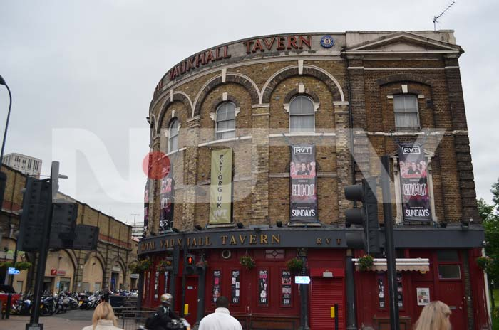 A look at the Royal Vauxhall Tavern which lies on the way to the London Oval.