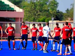 International Hockey Stars Arrive in India for Champions Trophy