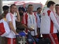 England athletes arrive for CWG