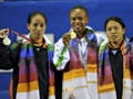 CWG, Day 1: First medals for India