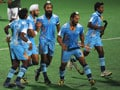 Photo : CWG, Day 7: India beats Pak, enters hockey semis
