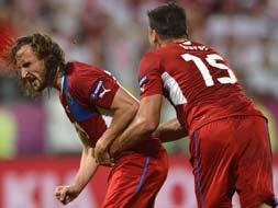 Euro 2012: Czechs through, shatter Poland's dream