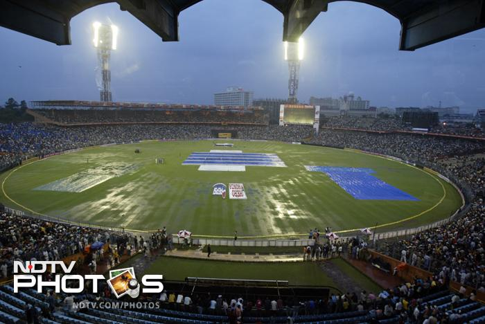 <b>Eden Gardens</b><br><br> The ground seemed like his fortress and he was their beloved warrior. Starting from his Ranji debut, till the Indian Premier League, Eden Gardens is a ground that considered Sourav its own son.