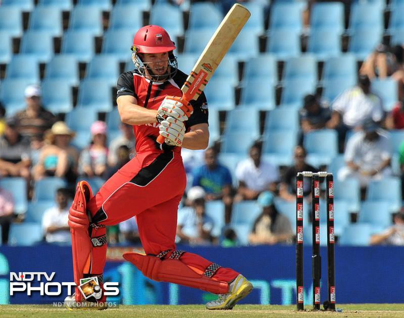 An unkown entity in IPL, Daniel Harris' performance in the 2011 Champions League T20 was a clear indication of his potential. His 108 not out against Bangalore was the highlight of the tournament. An average of 69 and a strike-rate of 162 in CLT20 2011 is ample evidence of how devastating he can be.