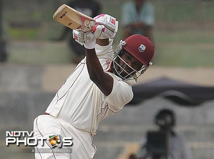 A stylish batsman from the West Indies, Darren Bravo loves to have a go at the bowling whatever be the format of the game. He is the most promising and consistent batsman in a maturing West Indies line-up. Bravo's style of play has drawn comparisons with none other than Brian Lara.