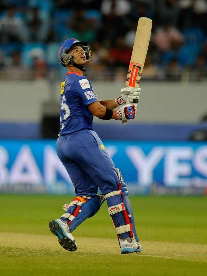 Duminy remained unbeaten on 52 off just 35 to take his team to a win, with three balls left to be played. (BCCI image)