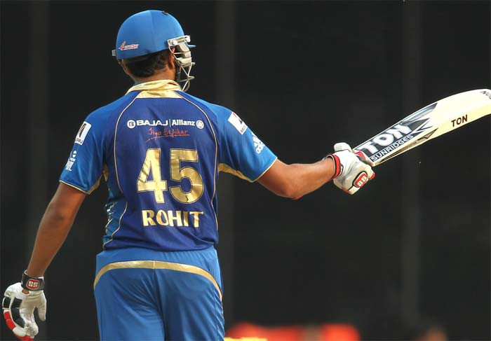 He hit 73 off 43 deliveries - a knock with five boundaries and as many sixes. (BCCI image)