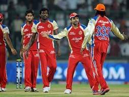 IPL 5: Bangalore beat Delhi to boost playoff hopes