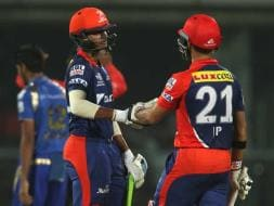 Photo : IPL 2015: All-Round Delhi Daredevils Crush Mumbai Indians to End Kotla Jinx