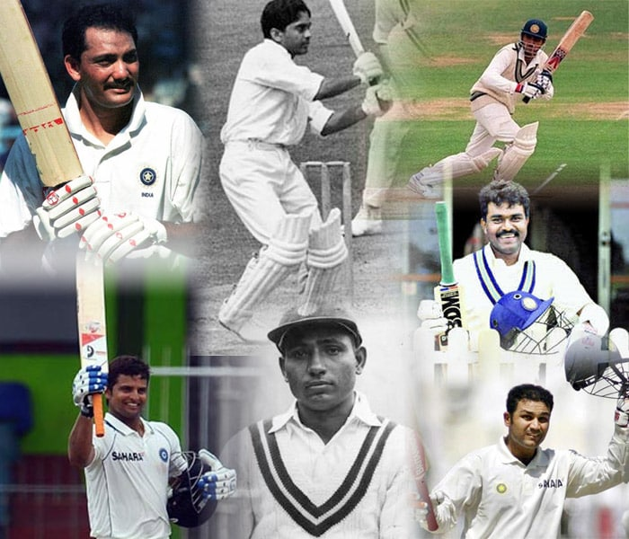 Any personal feat or milestone in Test cricket is cherished by every player as the longer format of the game has perennially been hailed as the toughest.<br><br> Especially for batsmen as it requires a great combination of skill, perseverance, patience and guts. Hence, a Test ton is celebrated by one and all.<br><br> There are a select few, who have managed to score a century in their debut Test match itself. For India, 11 players had already achieved this feat since the country started participating officially in Tests in 1932.<br><br> Suresh Raina joined the elite club and became it's most recent member during his knock of 120 against Sri Lanka in the second Test match in Colombo.<br><br> CricketNDTV takes a look at the players who have done India proud.<br><br>