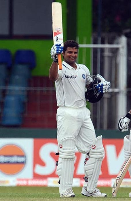 <b>Suresh Raina:</b> With many doubting his ability against the rising ball, Raina had to wait for a long time to get his Test cap. But he answered his critics in fabulous style, scoring a century on debut against Sri Lanka in the second Test match at Colombo and also bailed his team out of a tough situation.