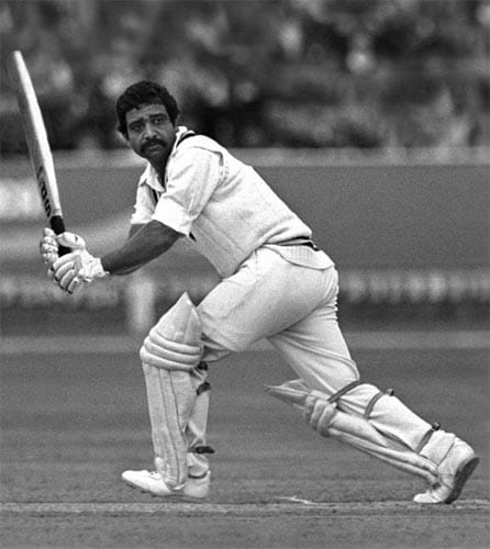 <b>Gundappa Viswanath:</b> He is still regarded as one of most stylish batsman that the country has ever produced. Those who saw Viswanath score that magnificent century against Australia in Kanpur in 1969 knew that the man has it in him to achieve greater things.