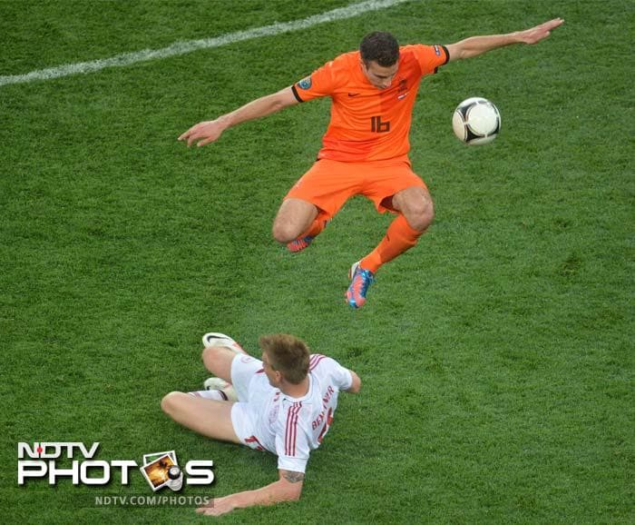 The defeat compromises the Netherlands' chances of progressing to the knockout phase, with games against Germany and Portugal still to come in the competition's most unforgiving group.