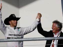 US Grand Prix: Lewis Hamilton Takes Top Honours at Austin