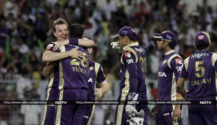 Brett Lee was part of the New South Wales team that won the inaugural edition in 2009. But sadly he does not make the cut as Kolkata didn't make it.