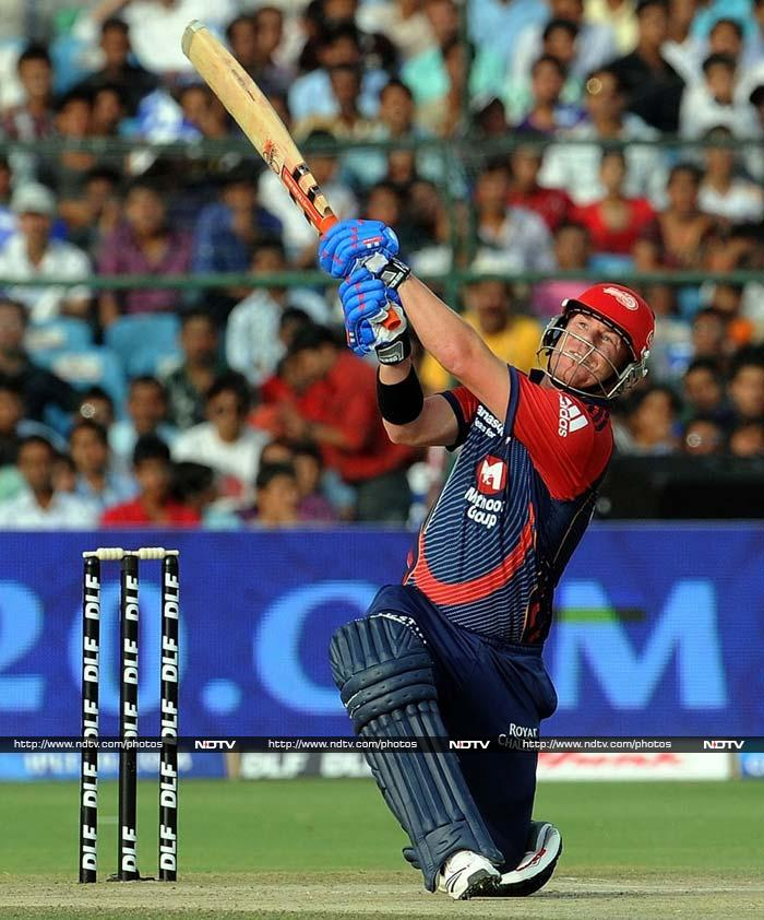 David Warner like Sehwag must pay the price for Delhi missing out and the crowds shall miss his big hits over the boundary.