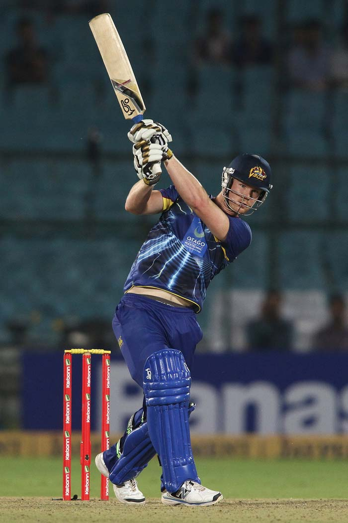 James Neesham's unbeaten 52 forced the match into a Super Over where the scores were yet again leveled but Otago won courtesy more sixes.