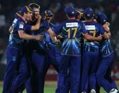Otago Volts win Super Over thriller against Highveld Lions in Jaipur