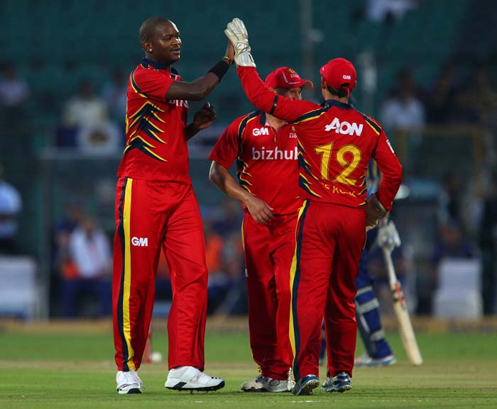 Lions got early wickets to peg Otago back.