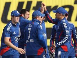 Photo : Dharamsala ODI: England defeat India