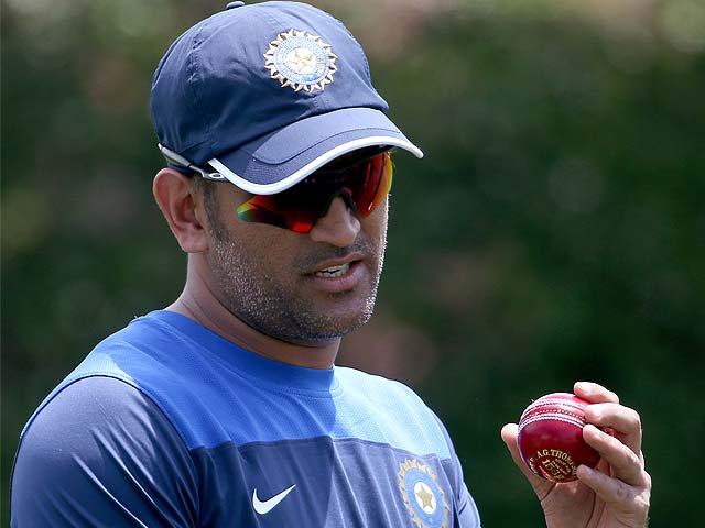 MS Dhoni Joins Team India's Training Session at SCG