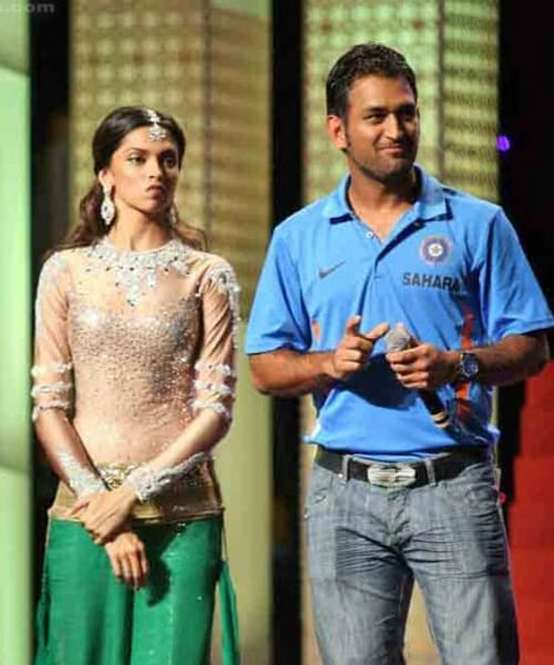 Dhoni was earlier linked with actresses Deepika Padukone and Asin and with southern star Lakshmi Rai. However, none of them ever confirmed anything and these reports died as rumours.
