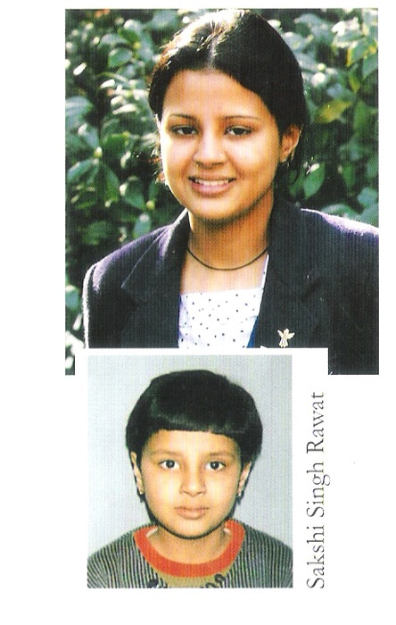 She completed a course in hotel management two months ago from Aurangabad, Maharashtra.