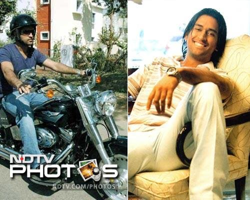 In the ensuing years, success and not just on the field did manage to come Mahi's way. Apart from a barrage of endorsements, Dhoni was also voted MTV Youth Icon in 2006.
