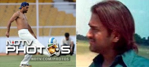 Before he held a cricket bat and donned the keepers' gloves, Dhoni was a soccer goal-keeper and is believed to have regularly consumed close to four liters of milk although Dhoni himself called the number an exaggeration. His first cricket club was perhaps aptly known as the Commando Cricket Club and a strong performance here got him a pass into the Vinoo Mankad U-16 tournament.