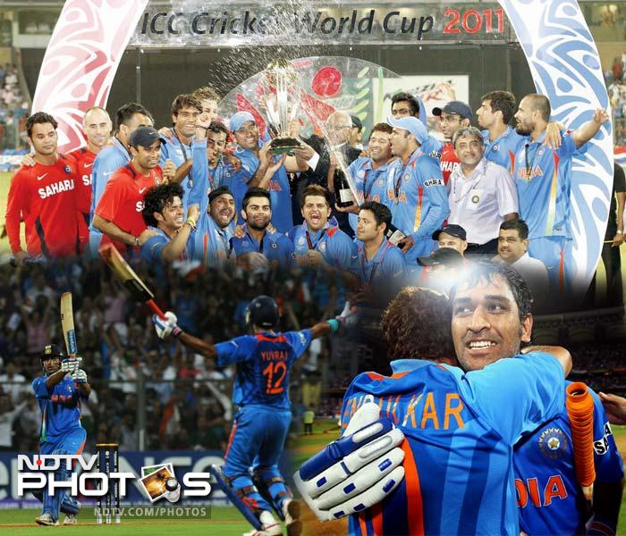 The biggest example of the team rallying behind Dhoni came early in 2011 when India won the ICC Cricket World Cup, defeating the big-wigs of international cricket like Australia, Pakistan and Sri Lanka.