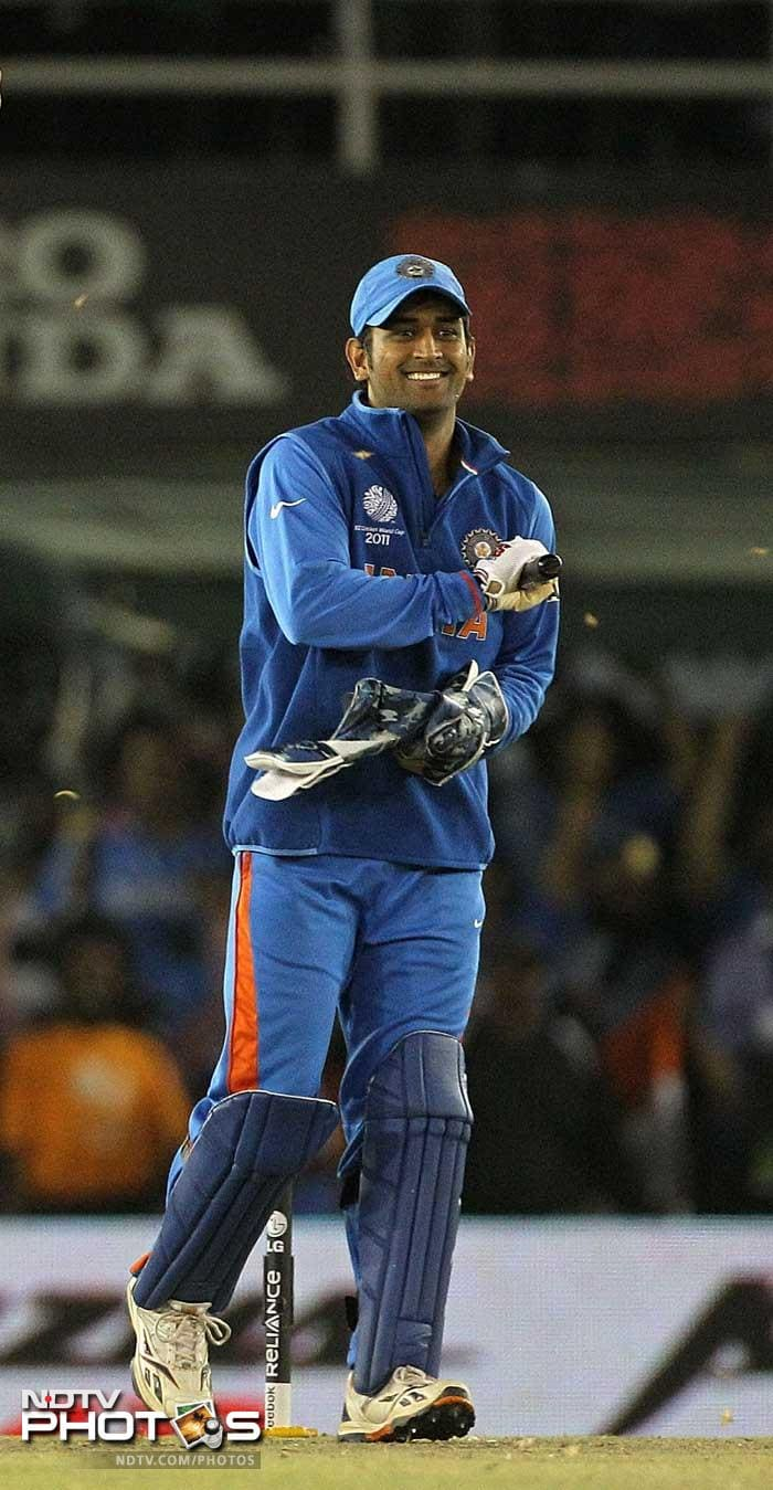 But Dhoni has not allowed commercial and social engagements effect his game. A series sweep against Bangladesh, Asia Cup victory and wins against the New Zealand were some of the feathers in the skipper's cap.