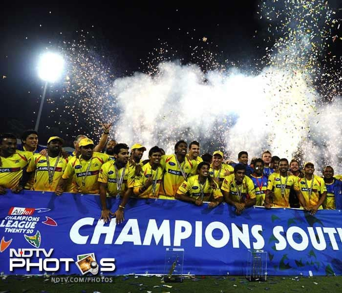 Then there also was the Champions League T20 victory in South Africa. Dhoni led his IPL champions to an emphatic win, cementing his stature as a player who is successful in all forms of the game.