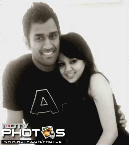 Mahi, as he is fondly called, tied the knot with his childhood sweetheart Sakshi on July 4, 2010.