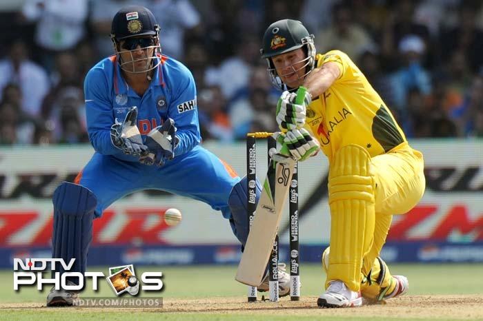 MSD is already India's most successful wicketkeeper in the 50-over format. In 196 ODIs, he has executed 248 dismissals - 187 catches and 61 stumpings.
