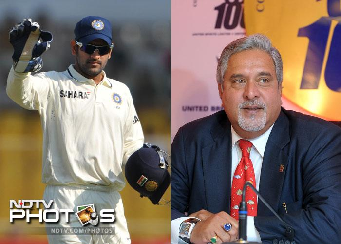 In December 2010, Dhoni signed a Rs 26 crore-deal with Vijay Mallya's UB Group for three years, making it the biggest endorsement deal for an Indian sportsperson. The Indian skipper currently endorses 22 brands.