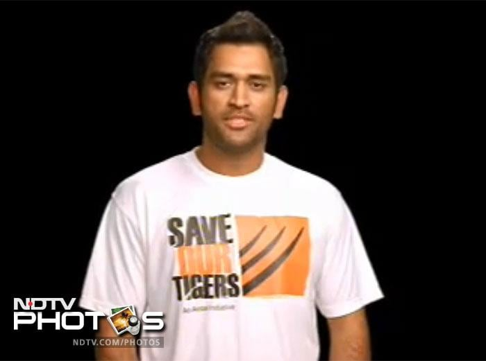 Dhoni understands with power comes responsibilities and he has taken his image of an idol for youngsters very seriously. He has associated with various social causes. He is the brand ambassador of the Save Our Tigers Project. He has also adopted a tiger in the Mysore Zoo. His gesture inspired other celebrities to follow suit. Now all 8 tigers in the Mysore Zoo have been adopted.
