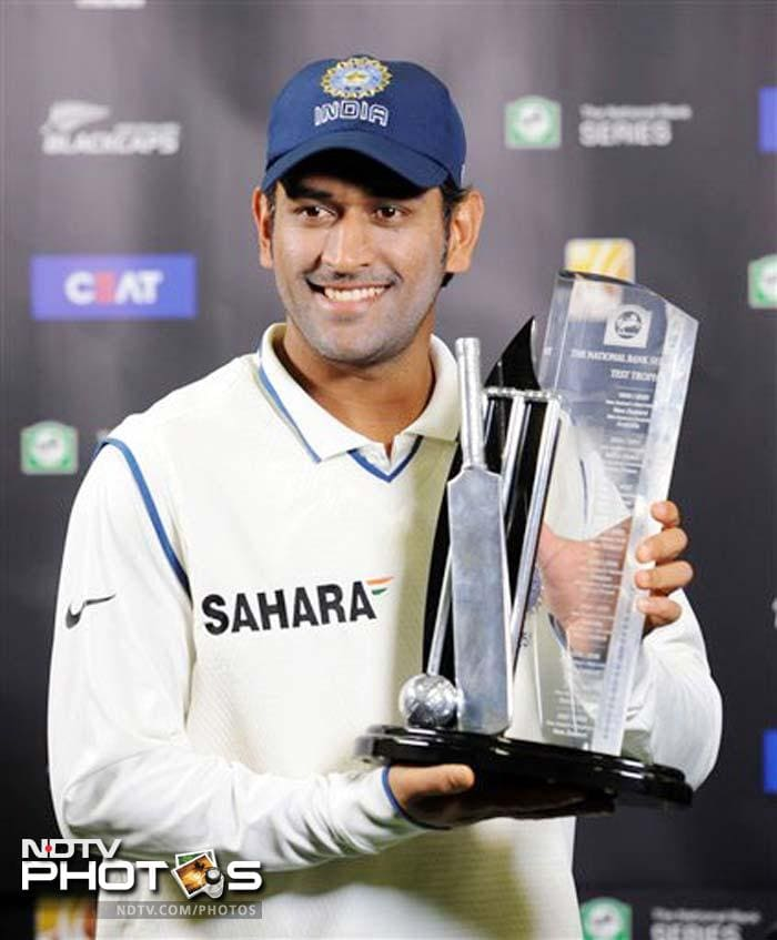 In 2009 India won the Test series against New Zealand on their soil after 41 years under Dhoni's captaincy. New Zealand was always an unknown zone for the Indians. But in 2009 the unknown was won. Many said the pitches have slowed down and that the opponent team is not a strong one. But a series win is a series win, and when it happens after a gap of 41 years, it's even sweeter.