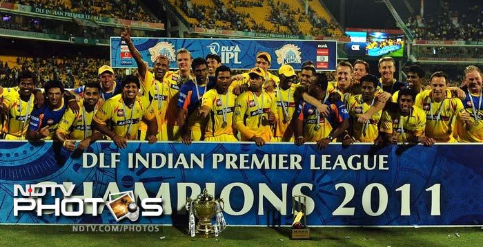 <b>IPL 2011 win:</b> After an emotionally, physically and mentally draining World Cup, the IPL was perhaps the last thing that anyone wanted. But as the schedule would have it, the T20 tournament was just a week after the BIG WIN. Dhoni, however, looked all geared up and made sure he continued with his winning streak. He successfully steered the Chennai Super Kings to a second IPL title.