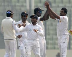 1st Test: When Sri Lanka bullied Bangladesh at Mirpur