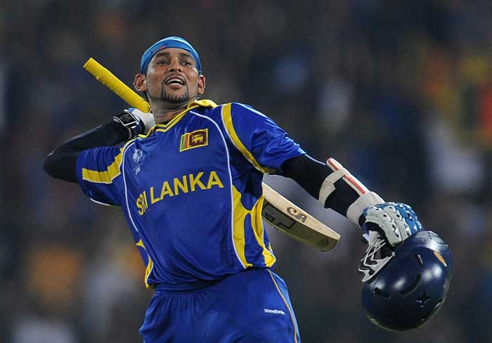 If India have in-form all-rounder Yuvraj Singh, Sri Lanka have Tillakaratne Dilshan who has the potential to devastate the opposition single-handedly. Coming into the final, Dilshan is the leading scorer of the 2011 World Cup, even ahead of India's batting maestro Sachin Tendulkar. (AFP Photo)