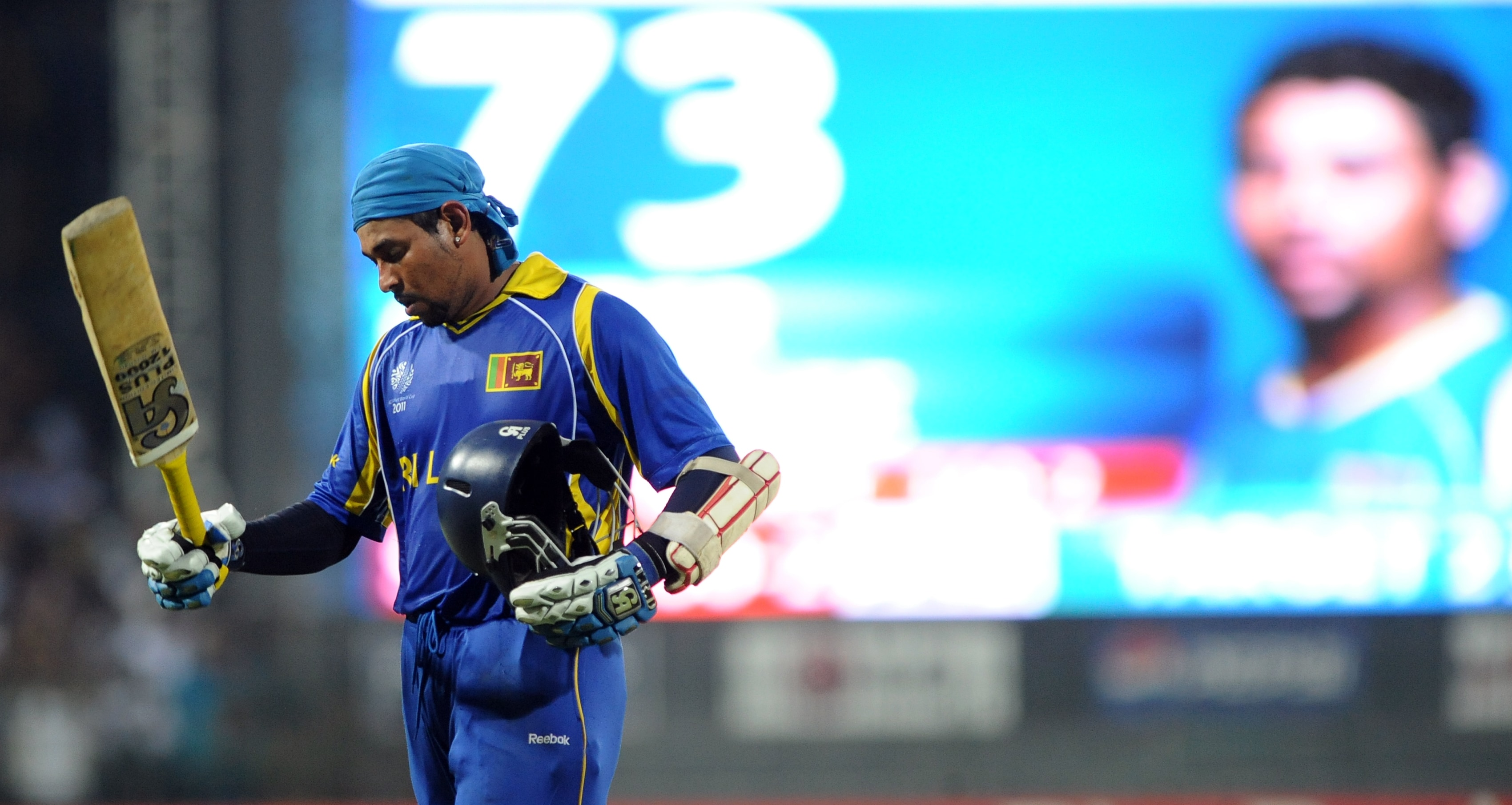 Except Australia and New Zealand, Dilshan scored big against all teams. His knocks include two centuries, two fifties and two 40-plus innings. (AFP Photo)