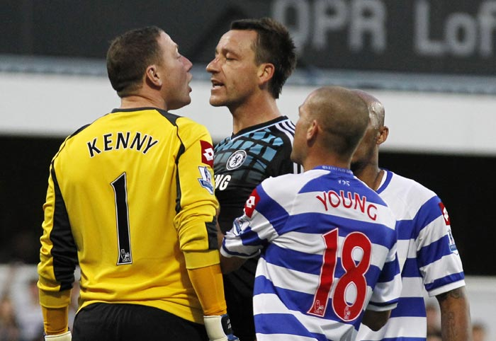 <b>John Terry: </b>John Terry's sheer presence at the back made him an inseparable part of the Chelsea and England line-ups but off the field he struggled to find his own defence. First guilty of cheating with his teammates girlfriend and then accused of racially abusing an opponent; John Terry's career has certainly been on the roller coaster.
