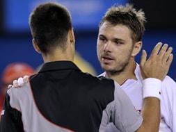 AUS Open: Stanislas Wawrinka sends defending champ Novak Djokovic packing